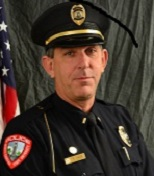 Lt William Davis of the NC State University Police Department